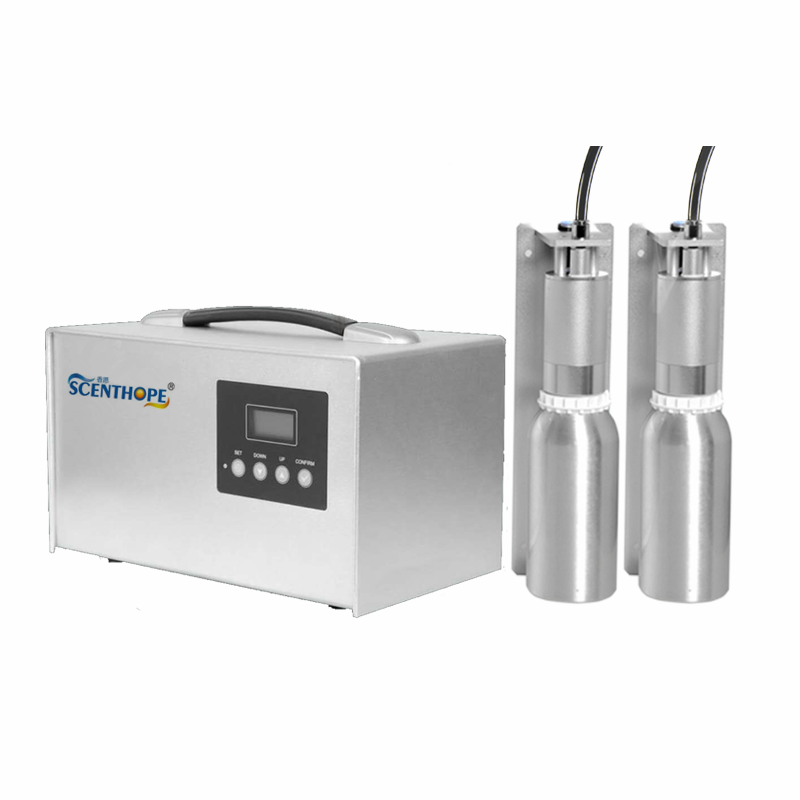 Electrical Scent Aroma Air System 1000ml Fragrance Diffuser Machine Professional Scent Diffusion System