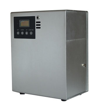 Scnet Diffuser Machines Commercial Hotel Scented Air Diffuser 3000CBM Coverage HVAC Scent Diffuser System