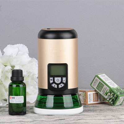Aroma Diffuser for Household Mini Aromatherapy Diffuser Car Electric Scent Diffuser